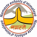 logo de l'association Namaste enfants d'Himalaya